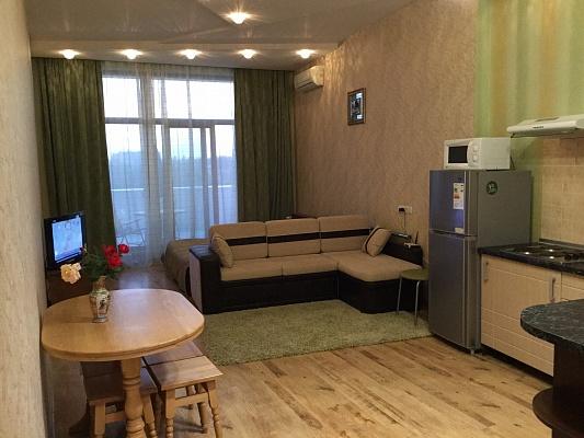 1-комнатная квартира посуточно в Одессе. Приморский район, Гагаринское плато, 5/2. Фото 1