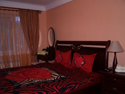 2-комнатная квартира посуточно в Киеве. Голосеевский район, пер. Задорожный, 5кор2. Фото 1