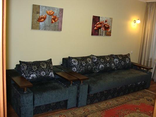 1-комнатная квартира посуточно в Запорожье. Ленинский район, ул. Портовая, 4. Фото 1