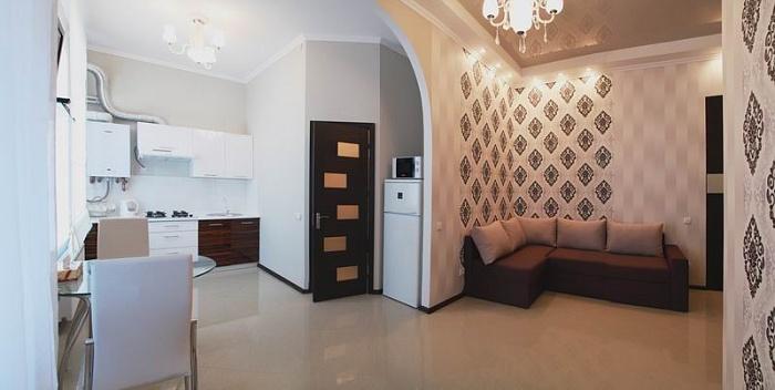 2-комнатная квартира посуточно в Николаеве. Центральный район, ул. Набережная , 1. Фото 1