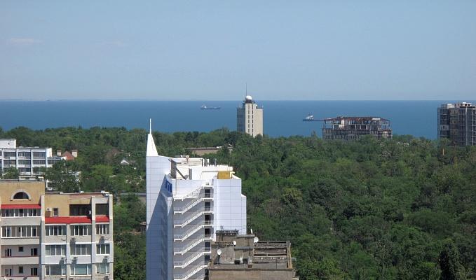 3-комнатная квартира посуточно в Одессе. Приморский район, пер. Светлый, 14. Фото 1
