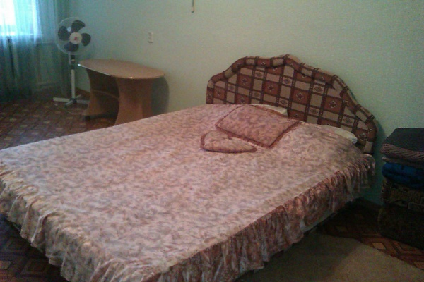 1-комнатная квартира посуточно в Северодонецке. ул. Космонавтов, 25. Фото 1
