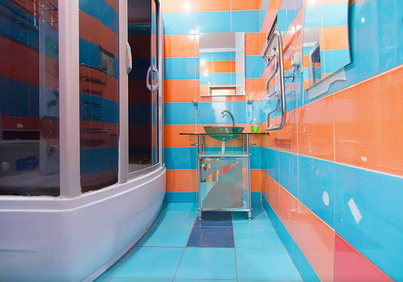 1-комнатная квартира посуточно в Одессе. Приморский район, ул. Екатериниская, 10. Фото 1