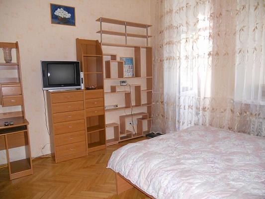 1-комнатная квартира посуточно в Киеве. Голосеевский район, ул. Паньковская, 17. Фото 1