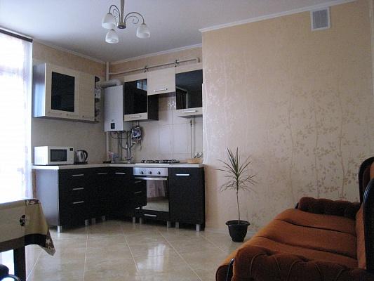 1-комнатная квартира посуточно в Севастополе. Гагаринский район, Парковая, 14А. Фото 1