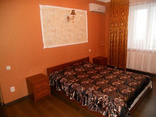 1-комнатная квартира посуточно в Донецке. Киевский район, ул. Челюскинцев, 265. Фото 1