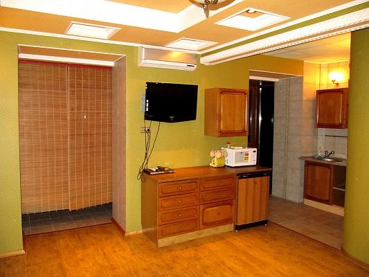 1-комнатная квартира посуточно в Луганске. Ленинский район, ул. Котельникова, 2. Фото 1