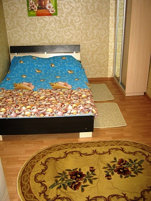 1-комнатная квартира посуточно в Одессе. Приморский район, ул. Нежинская, 31. Фото 1