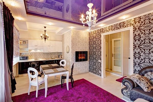 3-комнатная квартира посуточно в Львове. Зализнычный район, ул. Городоцкая, 76. Фото 1