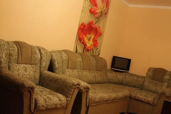 1-комнатная квартира посуточно в Луганске. Ленинский район, кв. Волкова, 24/43. Фото 1