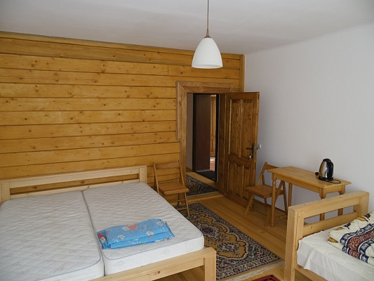 1-комнатная квартира посуточно в Берегово. ул. Мужайская, 132. Фото 1