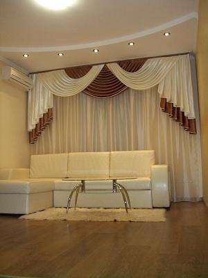 1-комнатная квартира посуточно в Кривом Роге. Долгинцевский район, ул. Лисового, 37. Фото 1