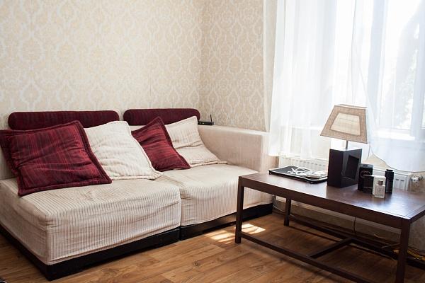 1-комнатная квартира посуточно в Одессе. Приморский район, ул. Канатная, 81\6. Фото 1