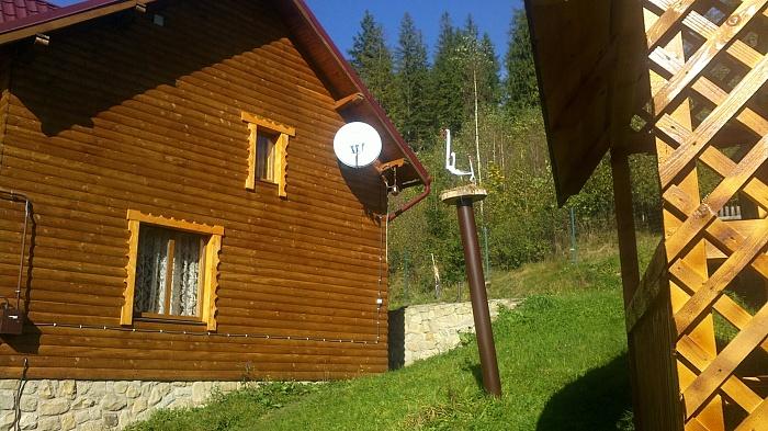 Дом  посуточно в Яремче. г. Яремче район, ул. Ивана Франка, 78а. Фото 1
