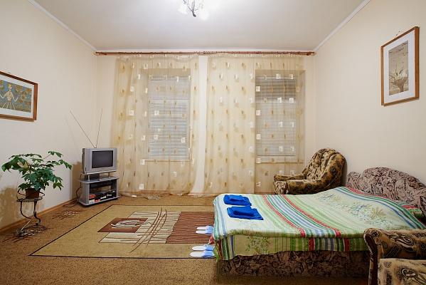 1-комнатная квартира посуточно в Львове. Галицкий район, ул. Веселая, 7. Фото 1