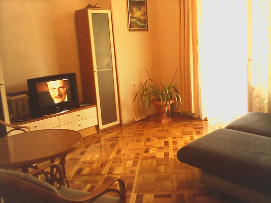 2-комнатная квартира посуточно в Киеве. Печерский район, Рогнединская, 1/13. Фото 1