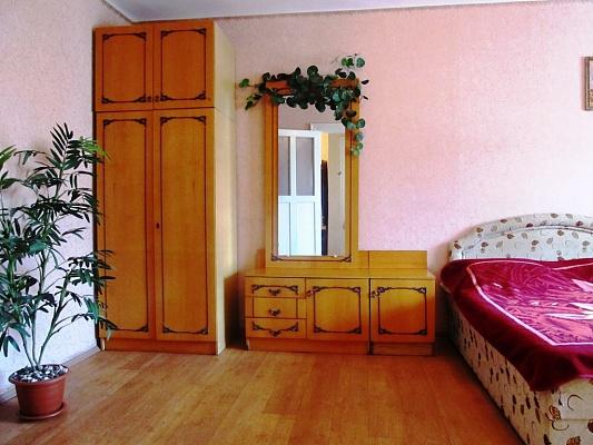 1-комнатная квартира посуточно в Симферополе. Центральный район, ул. Кирова, 14. Фото 1