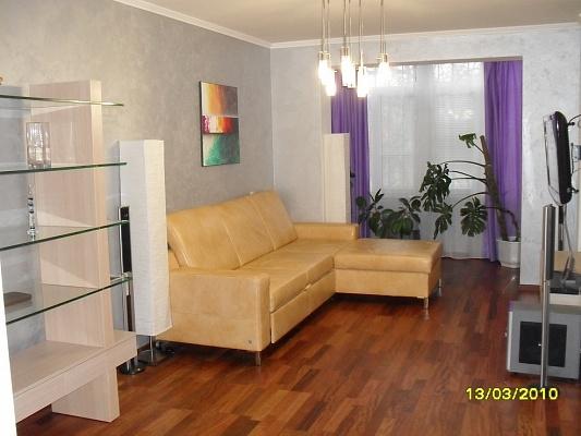 4-комнатная квартира посуточно в Донецке. Ворошиловский район, пр-т Ватутина, 5. Фото 1