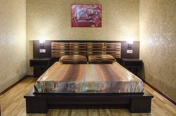 1-комнатная квартира посуточно в Харькове. Киевский район, ул. Сумская, 74. Фото 1