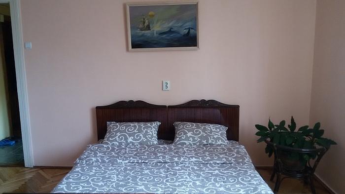 1-комнатная квартира посуточно в Львове. Шевченковский район, ул. Генерала Грекова, 8. Фото 1