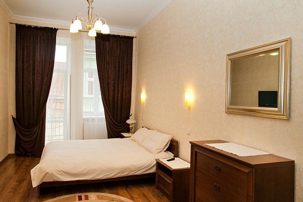 1-комнатная квартира посуточно в Львове. Галицкий район, ул. Фурманская, 3. Фото 1