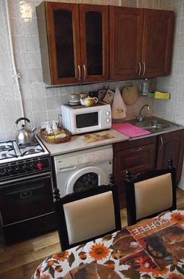 1-комнатная квартира посуточно в Северодонецке. пр-т Советский, 42. Фото 1