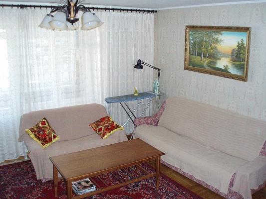 1-комнатная квартира посуточно в Киеве. Соломенский район, ул. Ивана Клименко, 26. Фото 1