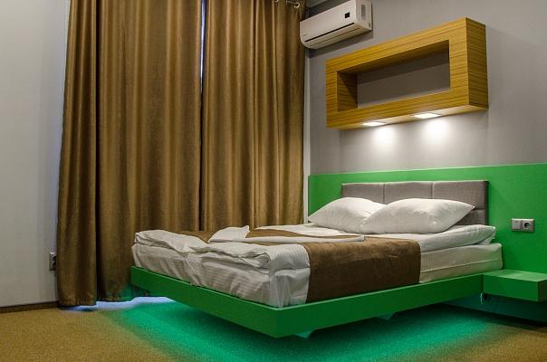 1-комнатная квартира посуточно в Харькове. Киевский район, ул. Пушкинская, 64. Фото 1