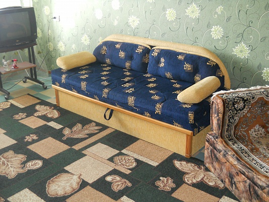 1-комнатная квартира посуточно в Мариуполе. пр-т Ленина, 101. Фото 1