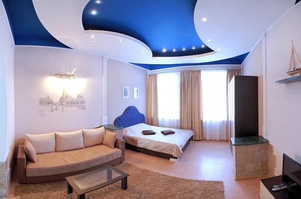 1-комнатная квартира посуточно в Николаеве. Центральный район, ул. Набережная, 1. Фото 1