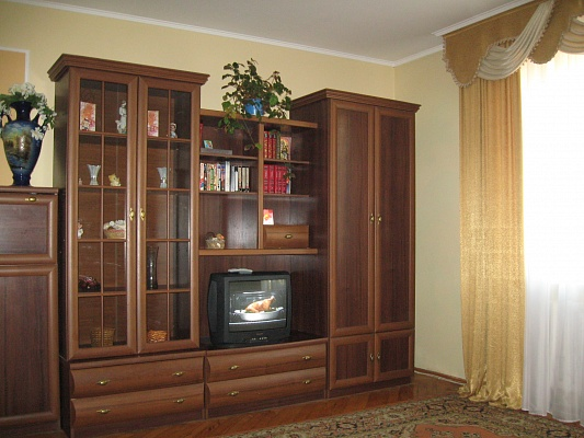 2-комнатная квартира посуточно в Львове. Сиховский район, ул. Хоткевича, 34. Фото 1
