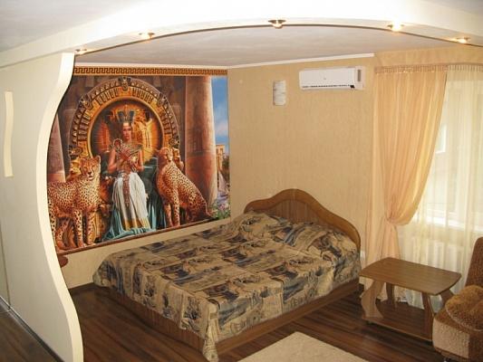 1-комнатная квартира посуточно в Кривом Роге. Дзержинский район, ул. Димитрова, 77. Фото 1