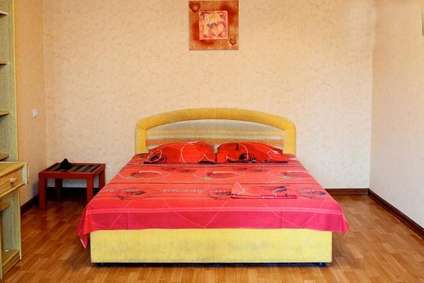 1-комнатная квартира посуточно в Донецке. Ворошиловский район, пр-т Мира, 1. Фото 1