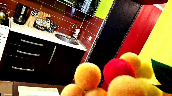 1-комнатная квартира посуточно в Тернополе. ул. Фестивальная, 21. Фото 1