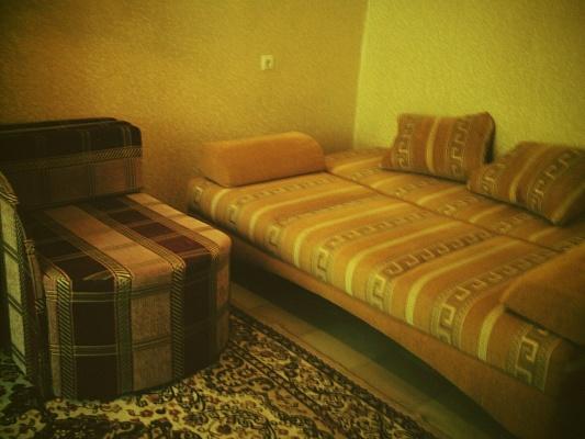 1-комнатная квартира посуточно в Севастополе. Гагаринский район, Степаняна, 7. Фото 1