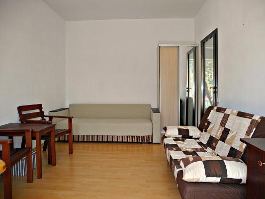 1-комнатная квартира посуточно в Балаклаве. ул. Кирова, 28. Фото 1