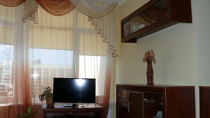 1-комнатная квартира посуточно в Трускавце. ул. Крушельницькой, 8. Фото 1
