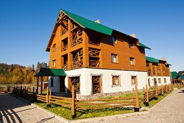 Мини-отель  посуточно в Мигово. ул. Горнолыжная, 2. Фото 1