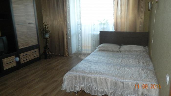 1-комнатная квартира посуточно в Знаменке. ул. Павлова, 2. Фото 1