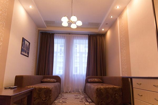 1-комнатная квартира посуточно в Львове. Галицкий район, ул. Таманская, 10. Фото 1