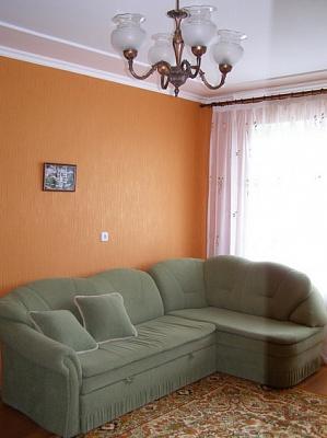 1-комнатная квартира посуточно в Сумах. Заречный район, ул. Харьковская. Фото 1