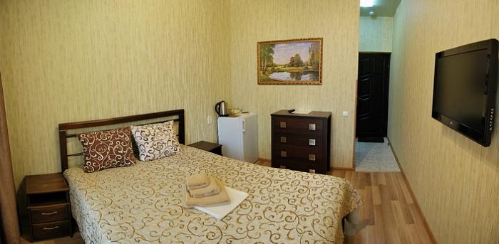 1-комнатная квартира посуточно в Хмельнике. ул. Курортная, 10В, корпус №3. Фото 1