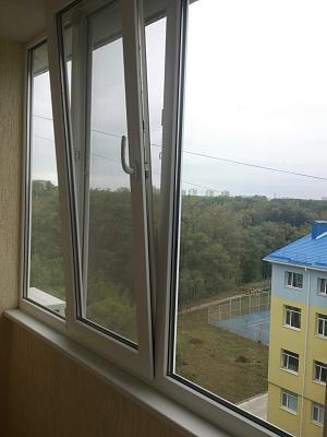 1-комнатная квартира посуточно в Сумах. Заречный район, прокофьева, 32А. Фото 1