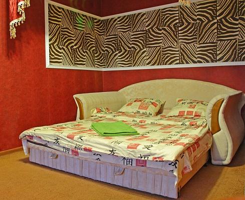 1-комнатная квартира посуточно в Киеве. Голосеевский район, ул. Жилянская, 76. Фото 1