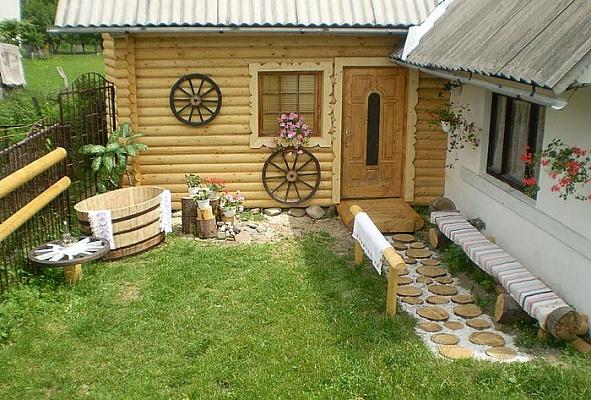 Дом  посуточно в Хусте. c. Драгово   . Фото 1