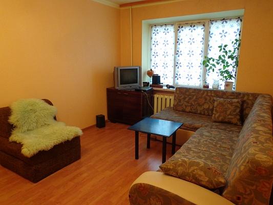 1-комнатная квартира посуточно в Львове. Лычаковский район, ул. Ивасюка, 19. Фото 1