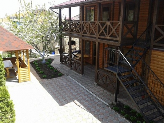 Мини-отель  посуточно в Санжейке. хутор Леонидово. Фото 1