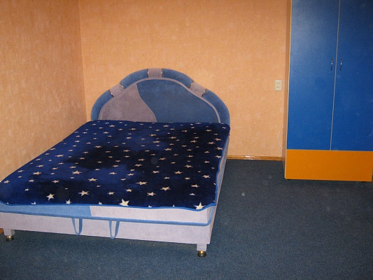 1-комнатная квартира посуточно в Запорожье. Орджоникидзевский район, ул.Правды, 59а. Фото 1