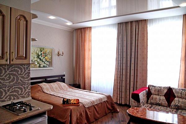 1-комнатная квартира посуточно в Львове. Галицкий район, ул. Староеврейская, 24. Фото 1