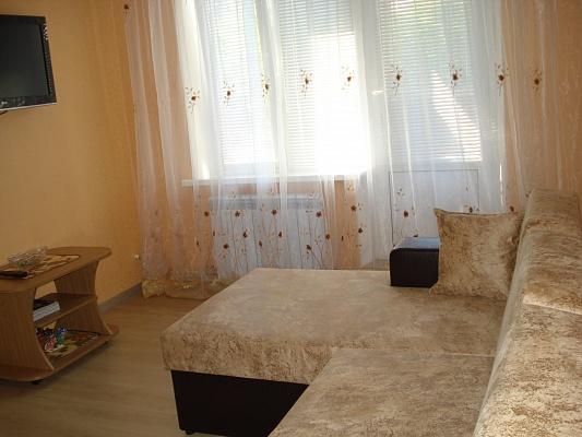 1-комнатная квартира посуточно в Харькове. Дзержинский район, пр-т Ленина, 21а. Фото 1